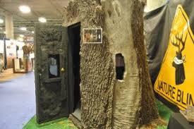 Tree Trunk Hunting Blind Hunting Methods U2013 Hunting Blinds Averageoutdoorsman