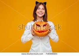Boy Cat Halloween Costume Cat Woman Costume Stock Images Royalty Free Images U0026 Vectors