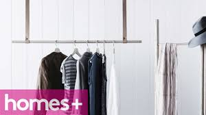 home design hanging clothes rack from ceiling craftsman laundry