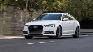 audi a6 vs s6 2016 audi a6 and s6 test drive separated at birth