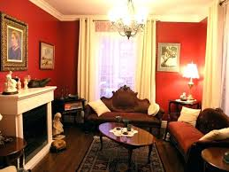 matching paint colour matching for living room matching with red wall curtains