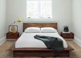 solid wood platform bed platform bed frame the joinery