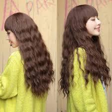 waivy korean hair style korean long wavy hairstyles ideas for girls 10 adworks pk