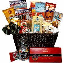 themed gift baskets minnesota gift baskets