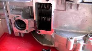 oil change on a troy bilt 675 pressure washer youtube