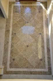 Tile Flooring Ideas Wonderful Foyer Tile Pattern Ideas Designs Inspiring 11 Travertine