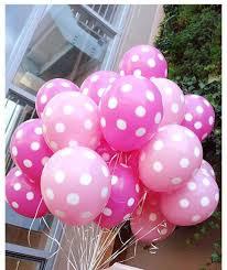 balloon wholesale 12 wedding balloon supplies thickening birthday party polka