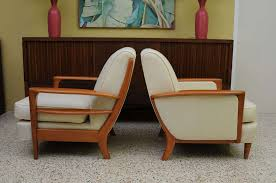 Streamline Moderne Furniture by Grand Streamline Modern Heywood Wakefield Lounge Chair At 1stdibs