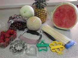 edible fruit basket ideas free baby projects fruit basket
