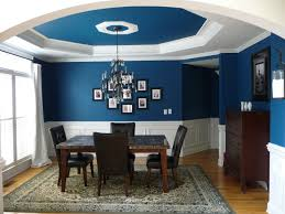 blue dining room my interpretation sherwin williams oceanside