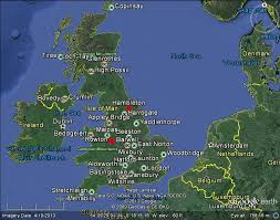 map uk harrogate meteorite maps and impact craters worldwide united kingdom