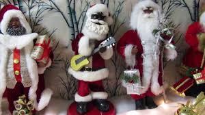 2016 black santa collection