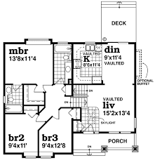 download house floor plan bungalow adhome
