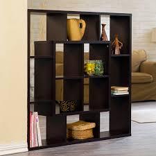 bookshelf room divider design decoration