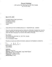 immigration letter of invitation sample letter idea 2018