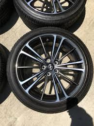 lexus is oem wheels 17