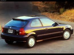 1995 honda civic hatchback honda civic hatchback 1995 picture 2 of 3
