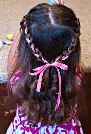 hair ribbons 5 hair ribbons and how to style them