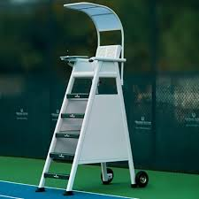 tennis umpires chair upman horse 1