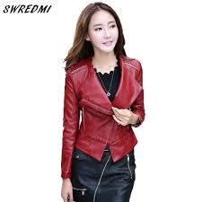 ladies motorcycle leathers compare prices on grey leather jacket women online shopping buy