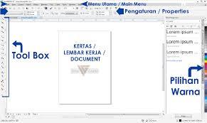 corel draw x6 keyboard shortcuts pdf coreldraw fundamental tips trik penjelasan shortcut coreldraw