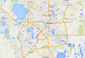 Map Of Kissimmee Florida by Maps Of Florida Orlando Tampa Miami Keys And More