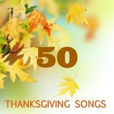 50 choir and praise team songs for thanksgiving