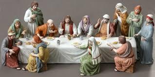 home interior nativity set lord s last supper figurine set home interiors 12 disciple