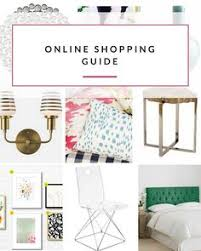 best home decor online the 42 best websites for furniture and home decor stylish website