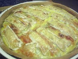 cuisine normande tarte normande au camenbert et endives caramélisées mes essais