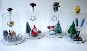 decorazioni bicchieri decorazioni natalizie con bicchieri di plastica unadonna