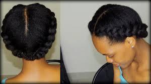 braided mohawk hairstyles natural hair