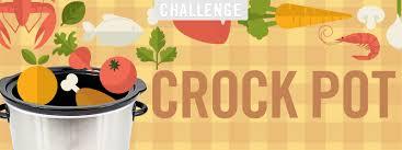 Challenge Plant Pot Crock Pot Challenge
