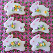 rabbit cookies my cookie clinic bunny cookies do i see chocolate