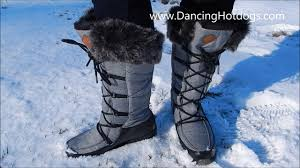 kamik pinot boots youtube
