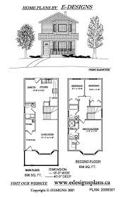 two story small house floor plans small two story house plans 2 storey house plans with no for the