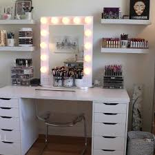 makeup vanity table with drawers awesome makeup vanity table with drawers best 25 ikea for