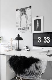White Office Decorating Ideas 51 Best Interior Images On Pinterest Architecture We Heart It
