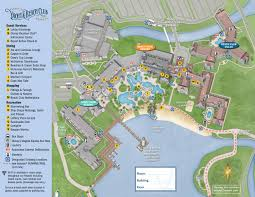 Map Of Hollywood Studios Disney Maps