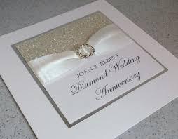 60th anniversary invitations diamond wedding invitation cards wedding ideas diamond wedding