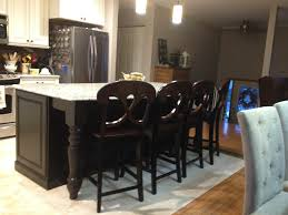 kitchen island legs unfinished wilmington island post a beautiful addition to the kitchen