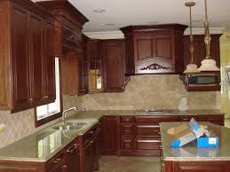 Kitchen Cabinets Install by How To Install Crown Molding On Kitchen Cabinets Modern Kitchen