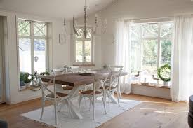 dapper shabby chic dining room interior designs for your home