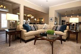 allen home interiors casual contemporary home transitional living room