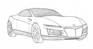awesome drawings of cars 1000 images about car drawings on