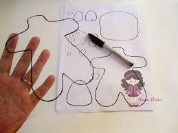 mimo artes manual para iniciantes na arte com feltro