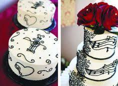 musical birthday cake by see through silence deviantart com juan