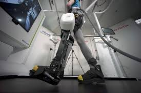toyota japan website toyota makes robotic leg brace for those with partial paralysis