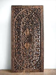 wood carving wall decor freecolors info
