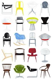Famous Chair Designs 235 Best Chairs Images On Pinterest Chairs Architecture And Home